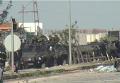 Взрыв возле полицейского поста в Турции. Кадры с места ЧП