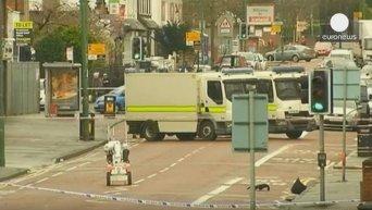 В Белфасте взорван автомобиль