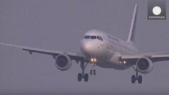 Франция: беспилотник чуть ни сбил пассажирский самолет