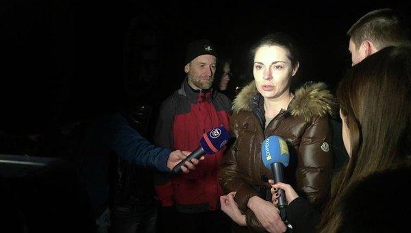 Подозреваемая в терроризме россиянка Леонова вышла из Лукьяновского СИЗО