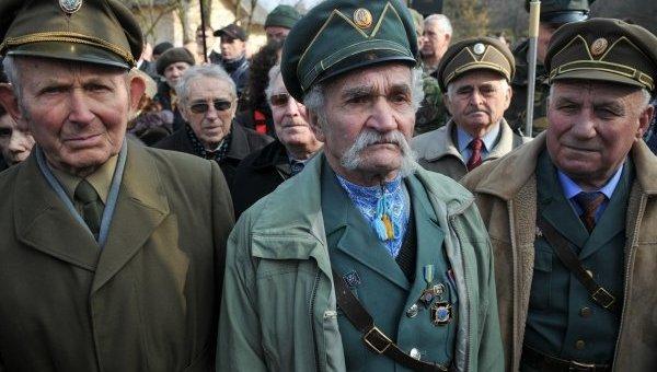 Воинов УПА планируют назаконодательном уровне отнять клейма правонарушителей,— Вятрович