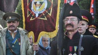 Во Львове почтили память генерал-хорунжего УПА Романа Шухевича