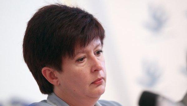 Уполномоченный Верховной Рады по правам человека Валерия Лутковская. Архивное фото