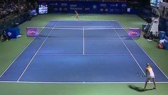 Победный сет Свитолиной в Куала-Лумпуре. Видео