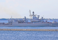 Флагман военно-морских сил Украины фрегат Гетьман Сагайдачный