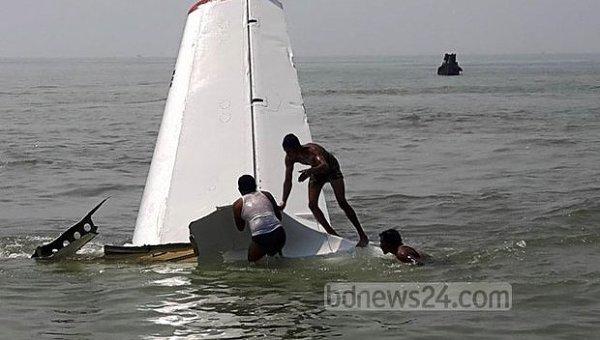Потерпевший крушение в Бангладеш Ан-26
