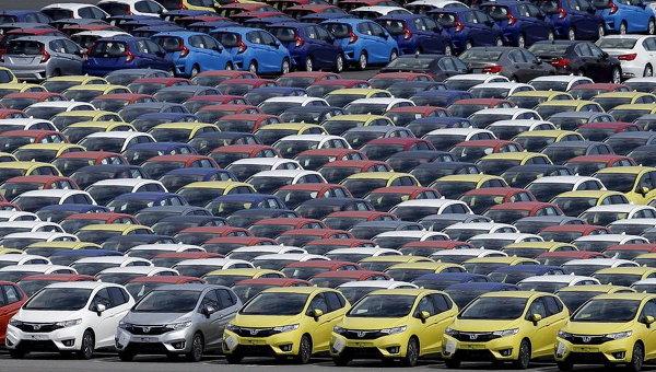 Замарт вгосударстве Украина вдва раза увеличились объемы продаж новых автомобилей