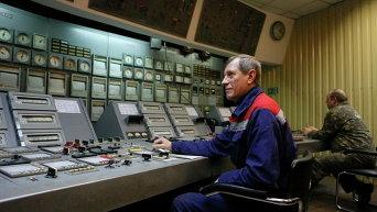 Сотрудники Трипольской ТЭС в Украинке. Архивное фото