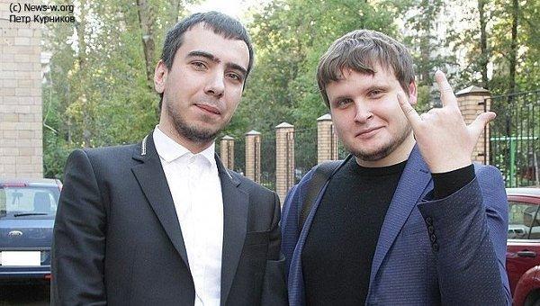 Пранкеры Владимир Кузнецов и Алексей Столяров