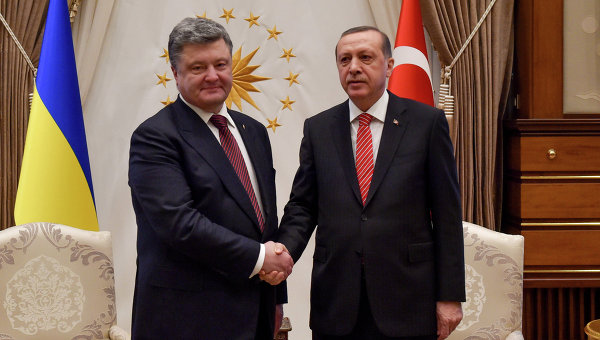 Результаты встречи Президентов Украины и Турции