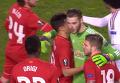 Ливерпуль против МЮ в первом матче 1/8 финала Лиги Европы