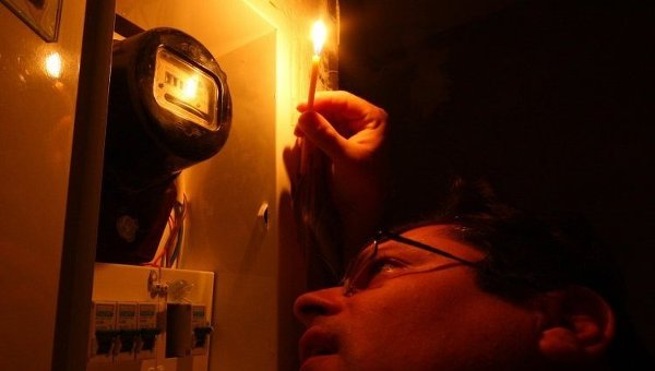 Цього тижня можливі відключення світла в Ужгороді