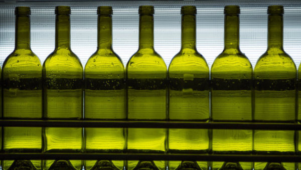 Бутылки под вино. Архивное