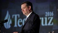 Тед Круз. Архивное фото
