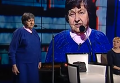 Мать Савченко обратилась к Петру Порошенко. Видео