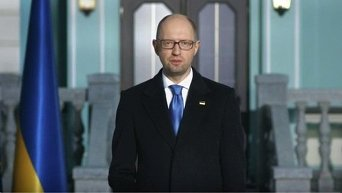 Яценюк назвал нынешний политический кризис в государстве искусственным