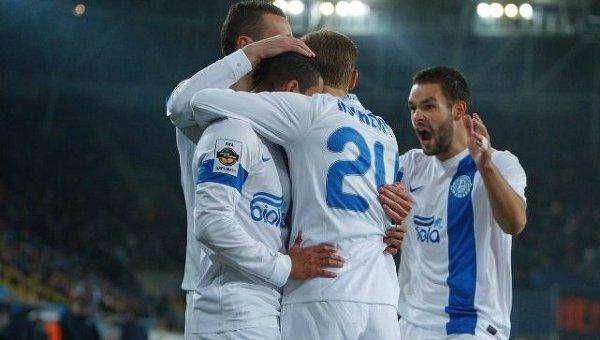 Футболисты ФК Днепр