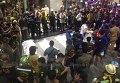 На месте происшествия в Бангкоке