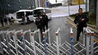 На месте теракта в Анкаре