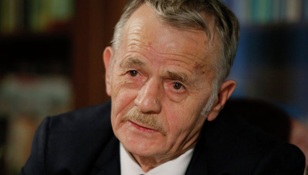 Народный депутат Украины Мустафа Джемилев