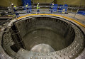 Работники на ядерном объекте