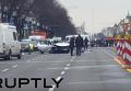 Автомобиль взорвался в Берлине, погиб один человек. Видео