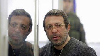 Геннадий Корбан на заседании суда 15 марта 2016 года