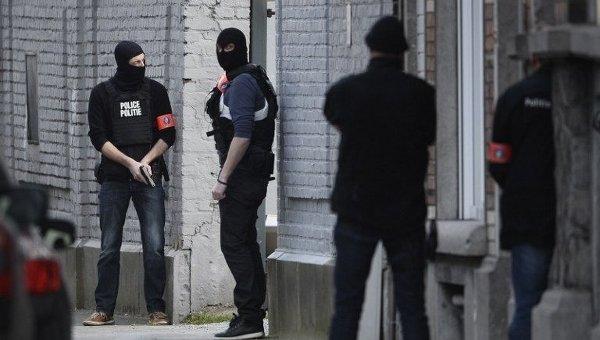Спецоперация в Брюсселе по делу о терактах в Париже. Архивное фото