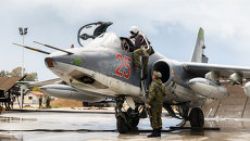 Самолеты ВКС РФ покидают авиабазу Хмеймим в Сирии