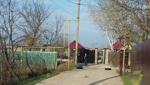 На месте убийства экс-депутата Одесского облсовета Николая Атаманюка