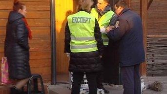 Убийство экс-депутата в Одесской области. Видео