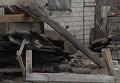 Под Днепропетровском при распиливании боеприпаса погиб мужчина. Видео