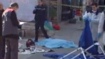 Стрельба в Анкаре