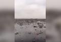 Авиакатастрофа в Ростове-на-Дону: кадры с места крушения Boeing. Видео