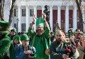 День Святого Патрика в Одессе