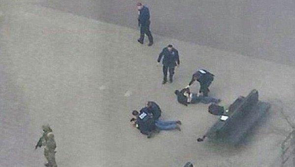 В Брюсселе арестованы двое подозреваемых в причастности к терактам