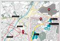 Серия терактов в Брюсселе. Инфографика