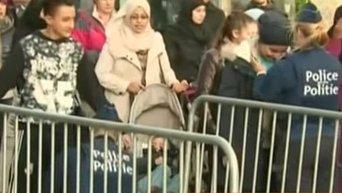 В ЕС усилены меры безопасности после терактов в Брюсселе. Видео