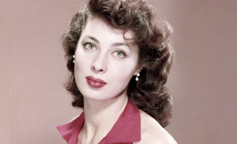 Звезда Голливуда 1950-х годов Рита Гэм