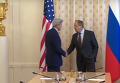 Переговоры Керри и Лаврова в Москве