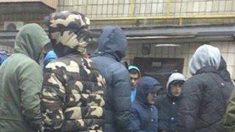 ГПУ заявила, что на митинге Сакварелидзе были замечены титушки