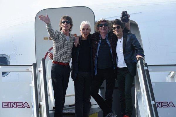 Rolling Stones на Кубе