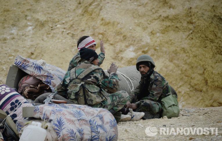 Сирийская армия отбила уИГИЛ цитадель Пальмиры