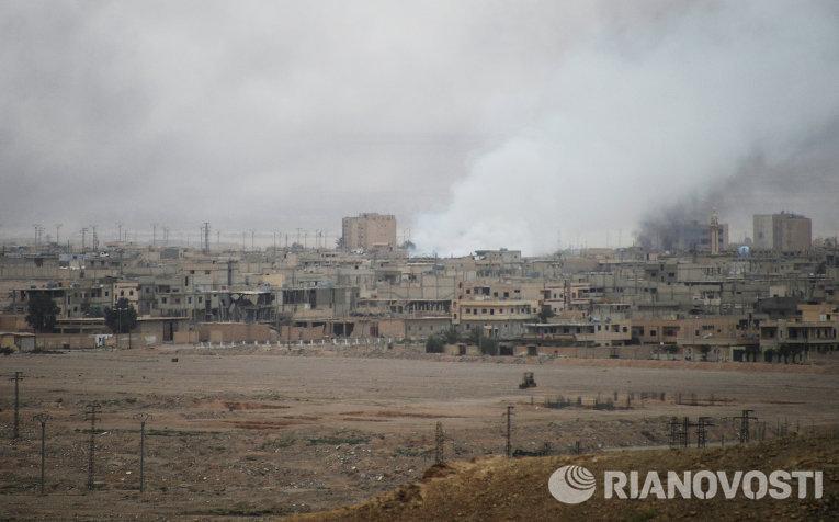 Асад: Пальмира доказала успешность стратегии сирийской армии исоюзников
