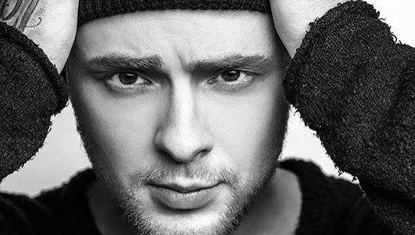 Российский певец Егор Крид