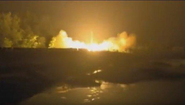 КНДР показала видео с ядерным ударом по США