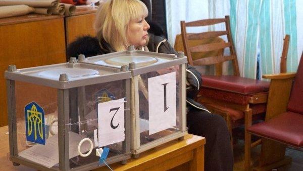 Выборы мэра в Кривом Роге