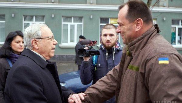 Юрий Вилкул проголосовал на выборах мэра Кривого Рога