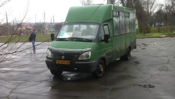 Подвоз избирателей в Кривом Роге