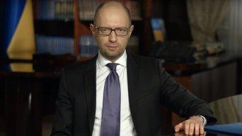 Яценюк: в Украине нет правительственного кризиса. Видео